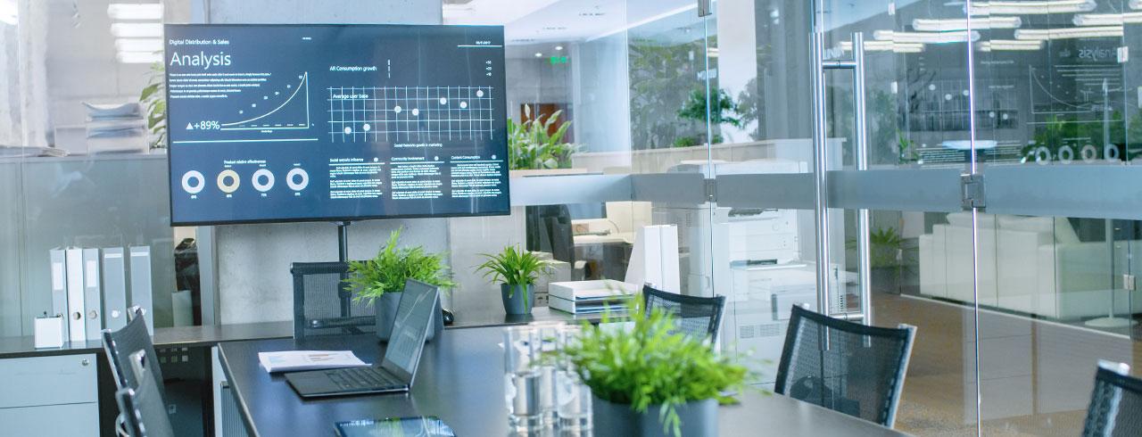 Medientechnik - Vom einzelnen System bis zur Kompletteinrichtung